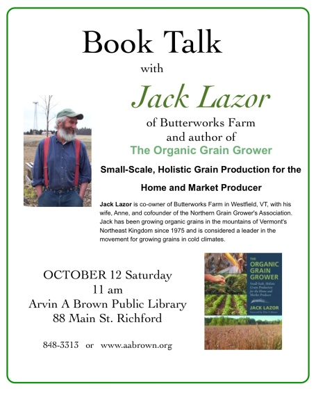 Book Talk with jack Lazor
