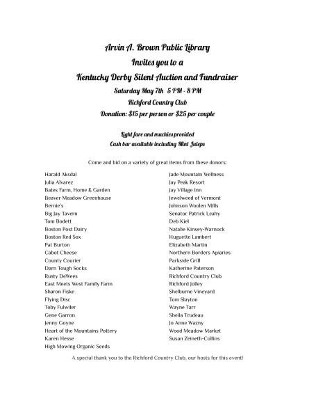 """Preview of """"Derby invite - Google Docs"""""""
