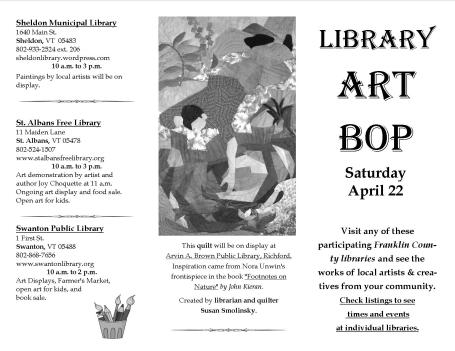 library art bop directory