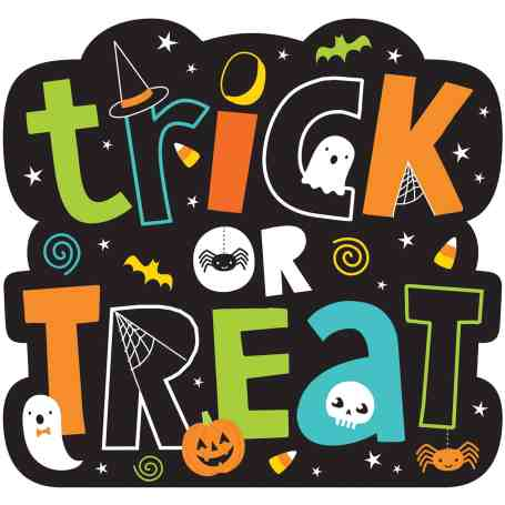 Triuck or Treat at the Library